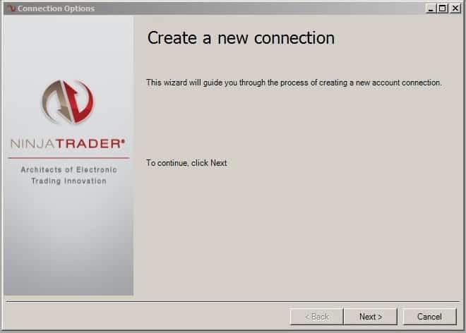 cómo configurar ninja trader imagen 8